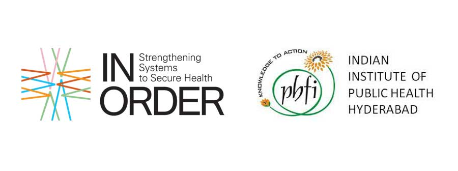 InOrder partners with IIPH Hyderabad towards health systems capacity building